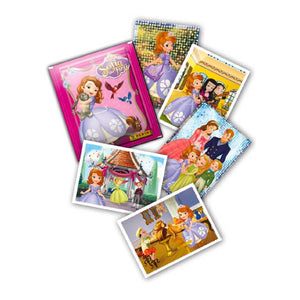 PSST - Sofia The First Sticker Collection Packs - Click Distribution (UK) Ltd