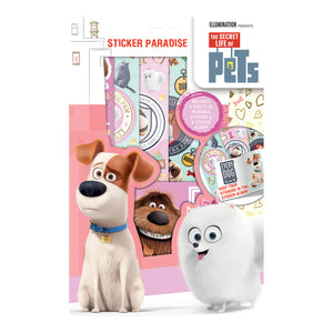 SESPA - Secret Life Of Pets Sticker Paradise - Click Distribution (UK) Ltd