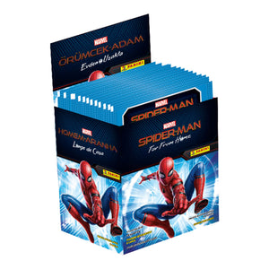 SFFHSTP - Spider-Man Far From Home Collection Packs - Click Distribution (UK) Ltd