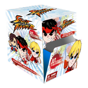 SFH001 - Street Fighter Hangers - Click Distribution (UK) Ltd