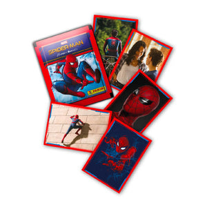SHSTP - Spiderman Homecoming Sticker Collection Packs - Click Distribution (UK) Ltd