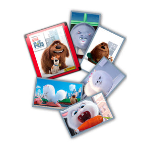 SLOPSC - Secret Life Of Pets Sticker Collection Packs - Click Distribution (UK) Ltd