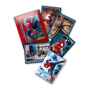 SPIDYS - Amazing Spiderman Sticker Collection Packs - Click Distribution (UK) Ltd