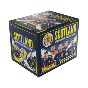 SCSTP - Scotland 2021 Sticker Collection Packs - Click Distribution (UK) Ltd