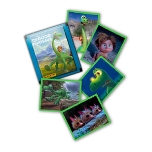 TGDST - The Good Dinosaur Sticker Collection Packs - Click Distribution (UK) Ltd