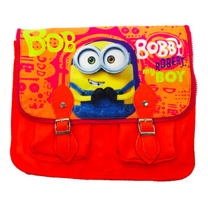TMMINIONS001033 - Minions Satchel Bag - Click Distribution (UK) Ltd