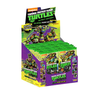 TMNTMHTCG - TMNT Mutant Mayhem Trading Card Packs - Click Distribution (UK) Ltd