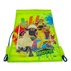 TMSHAUN0013001 - Shaun The Sheep Pump Bag - Click Distribution (UK) Ltd