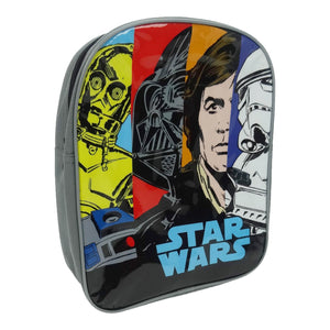 TMSTAR001012 - Star Wars Basic Backpack - Click Distribution (UK) Ltd