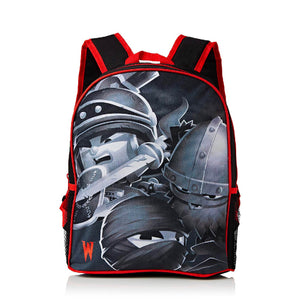 TMWOW001003 - World Of Warriors Backpack - Click Distribution (UK) Ltd