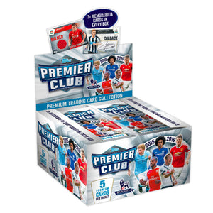 TPLCC16 - Topps Premier League Club 2016 Trading Card Collection - Click Distribution (UK) Ltd