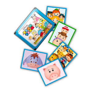 TTST - Tsum Tsum Sticker Collection Pack - Click Distribution (UK) Ltd