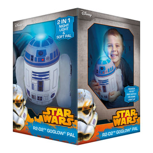 WA257SWS - Star Wars R2D2 GoGlow Light Up Pal - Click Distribution (UK) Ltd