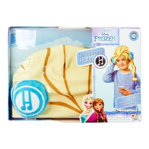 WA270FON - Frozen Elsa Headphone Hat - Click Distribution (UK) Ltd