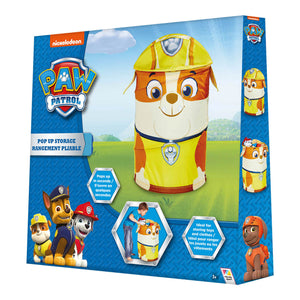 Paw Patrol Pop Up Toy Storage Bin Pack