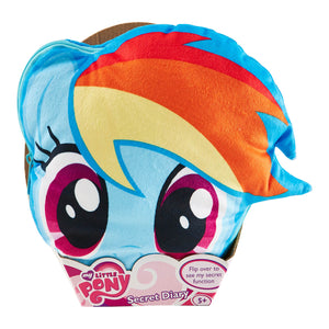 WA566MPY - My Little Pony Secret Diary - Rainbow Dash - Click Distribution (UK) Ltd