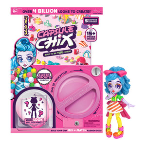 WA59200 - Capsule Chix Sweet Circuits - Click Distribution (UK) Ltd