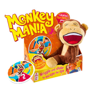 WA631MAY - Monkey Mania - Click Distribution (UK) Ltd