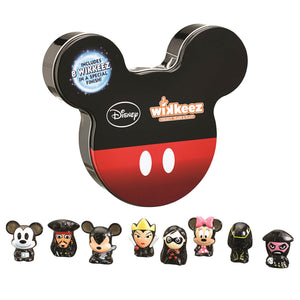 WIKKEEZCT - Disney Wikkeez Collector Tin - Click Distribution (UK) Ltd