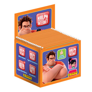 WIRSTP - Ralph Breaks The Internet Sticker Collection Packs - Click Distribution (UK) Ltd