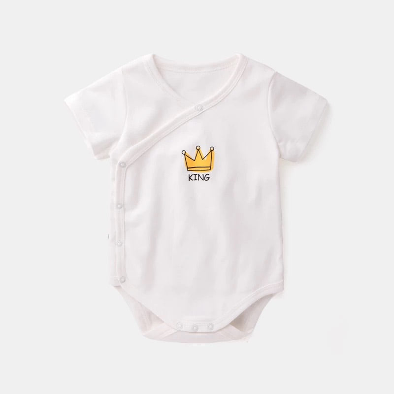 Single King Crown Romper
