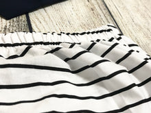 Load image into Gallery viewer, Fashion - Stripe Ribbon Dress