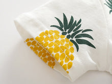 "Load image into Gallery viewer, Pineapple ""Ong Lai"" Romper"