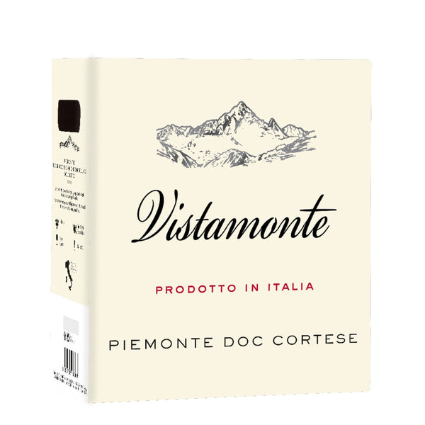 Piemonte DOC Cortese Bag in Box Vistamonte 5Lt