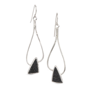 Waterfalling Drop Earring