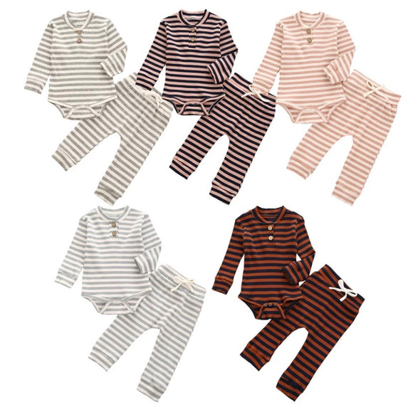 Mickie stripe set