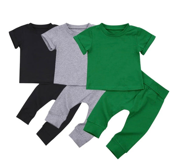 Bailey basic cotton set