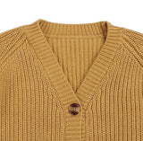 Wesley knitted cardigan
