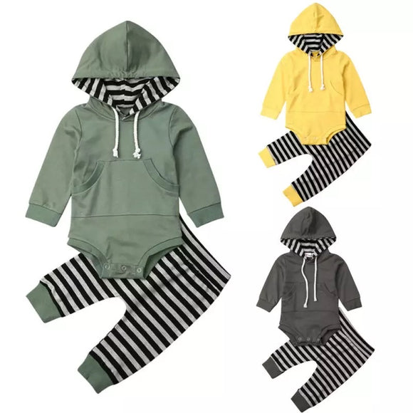Cohen stripe set