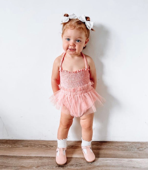 Allie tutu romper