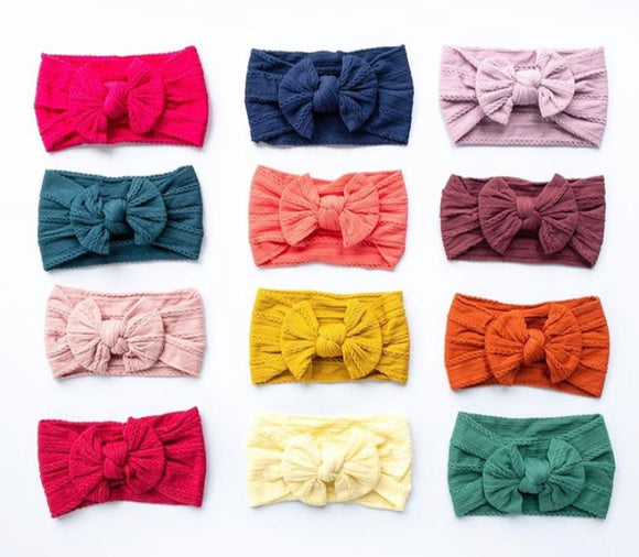 Ava headband • Assorted colours