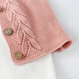 Marvie knitted cardigan