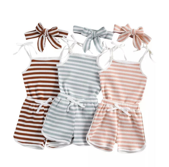 Starlet stripe set
