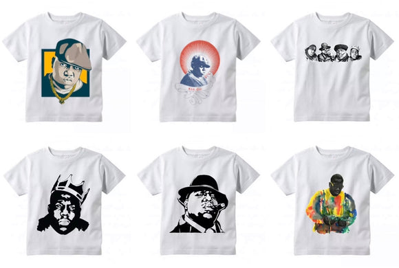 Biggie smalls tee • Assorted prints