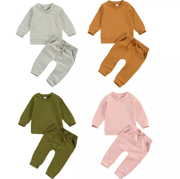 Ryder sweats set