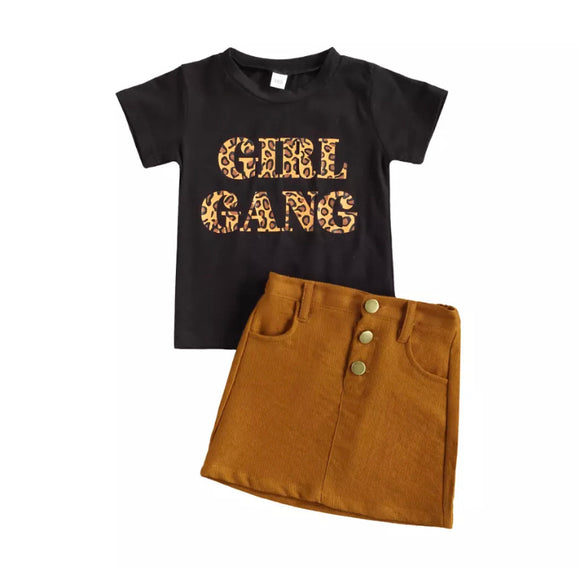 Girl gang set
