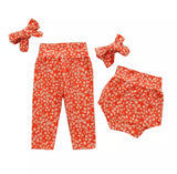 Arielle pants & bloomer sets