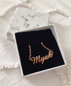 PREORDER: Personalised Necklace
