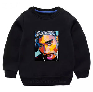 Tupac sweater • Colour