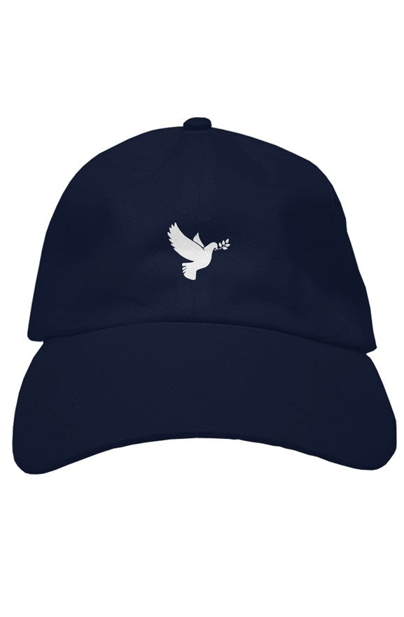 Hat - Dove - Black
