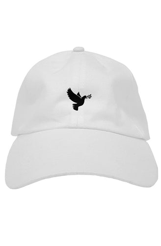 Hat - Dove - White