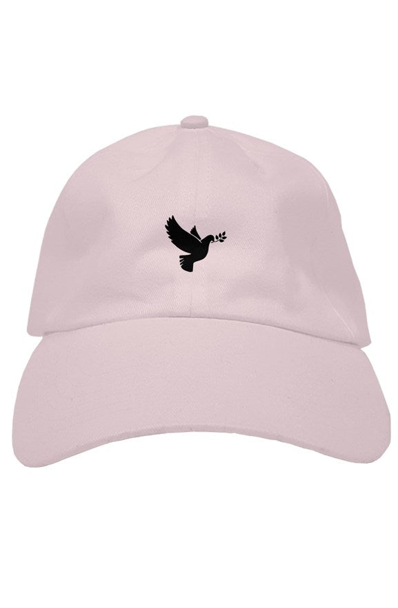 Hat - Dove - Pink