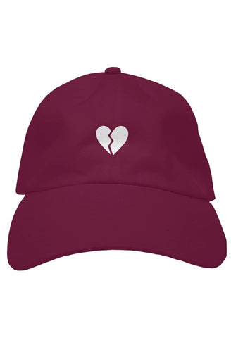Broken - Hat - Maroon