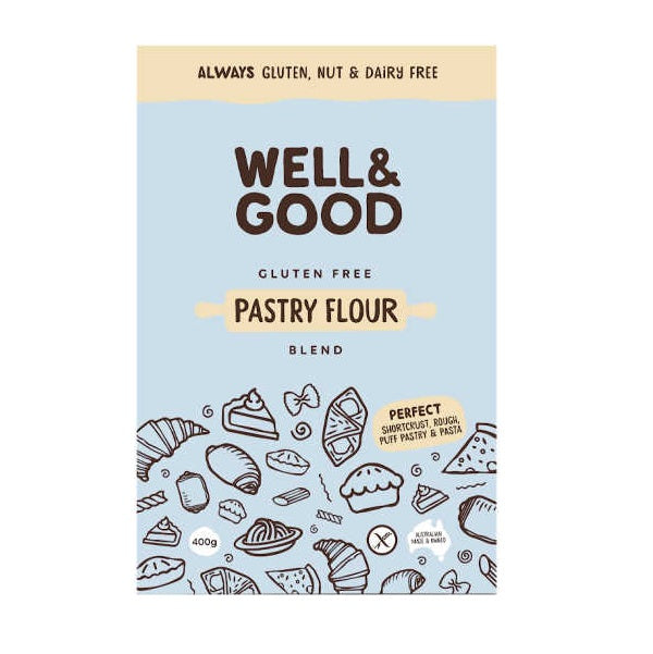 Well & Good - Pastry Flour 400G