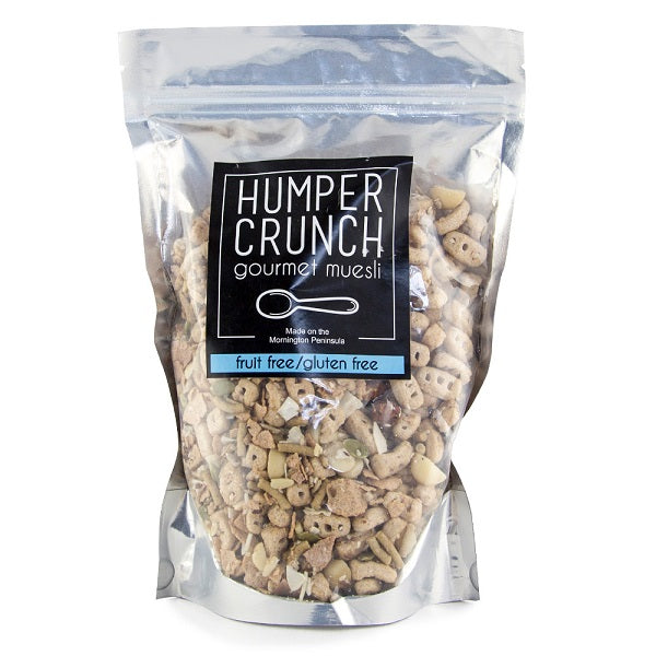 Humper Crunch Muesli Fruit Free 500g
