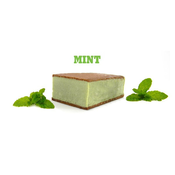 Yumbar - Ice Cream Sandwich - Mint 100g